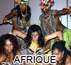 spectacle africain